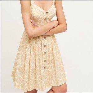 Anthropologie Maeve Cafe Dress Size 10